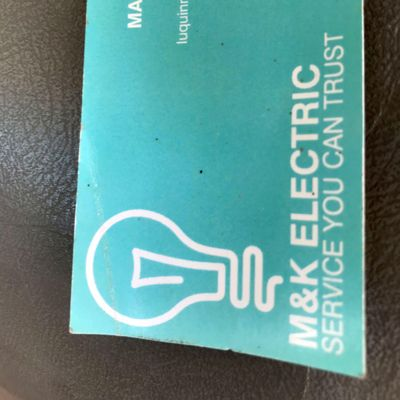 Avatar for M&K electric Escondido, CA Thumbtack