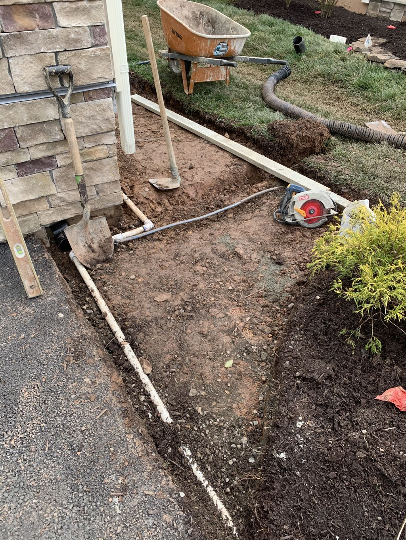 Flagstone Walkway Installations