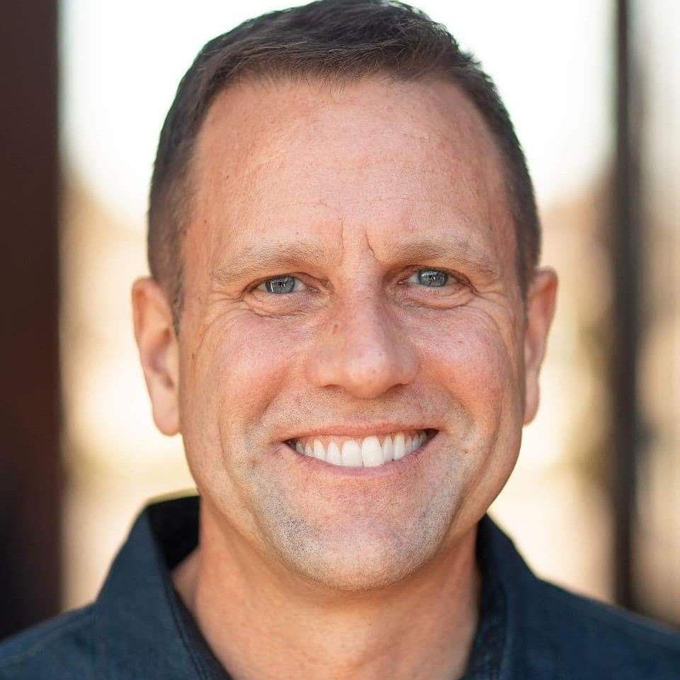 Pastor Chris Thompson