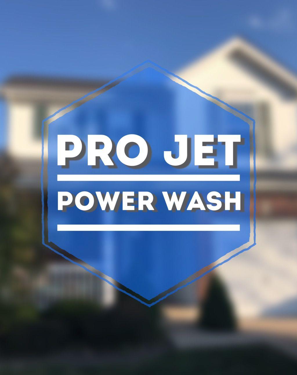 Pro Jet Power Wash