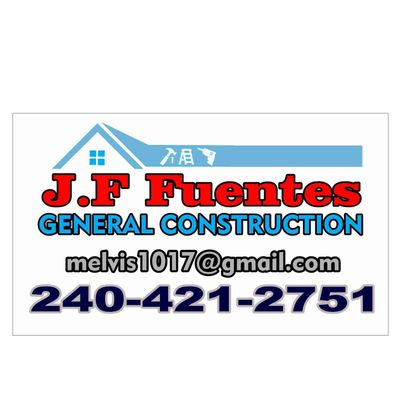 Avatar for J.F Fuentes General Construction Oxon Hill, MD Thumbtack
