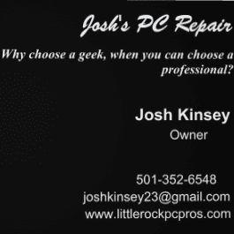 Josh's PC Repair