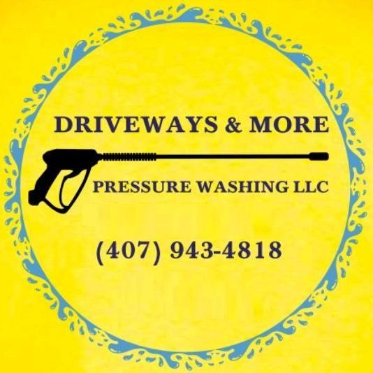 Driveways & More Pressure Washing LLC