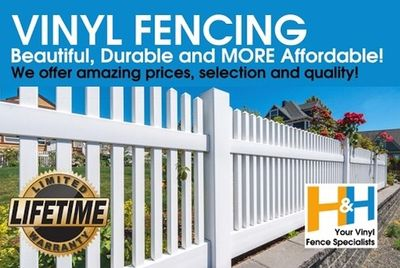 Avatar for H&H vinyl fencing