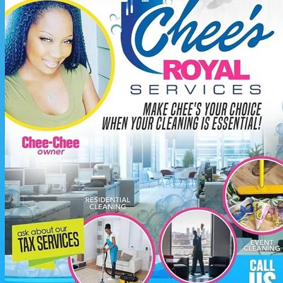 Avatar for Chee - Chee's Royal Services LLC