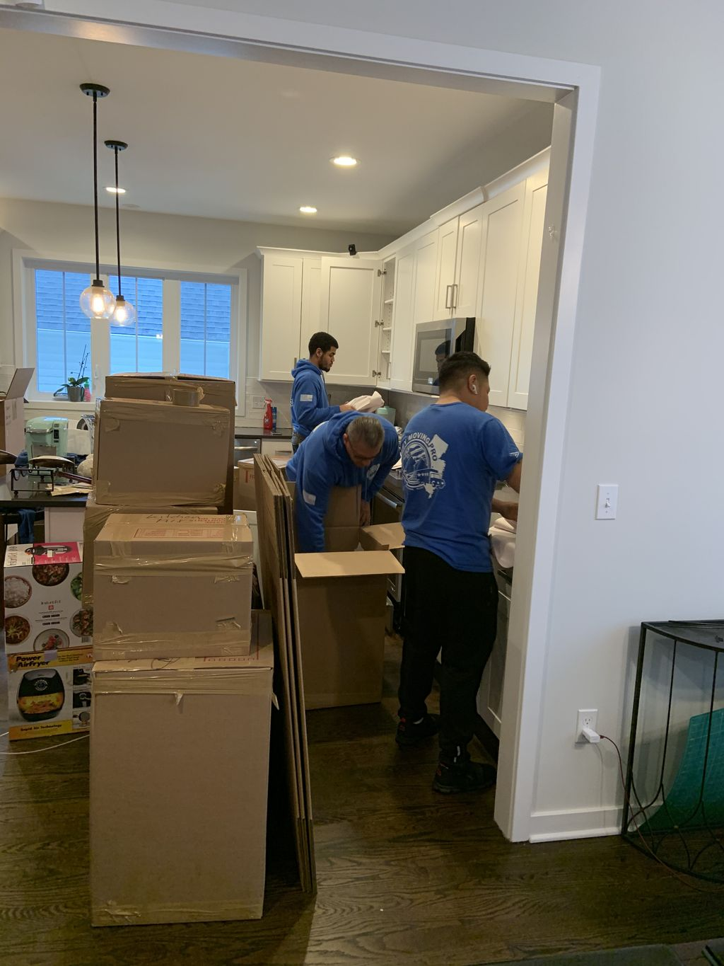 Pack and Moving Services