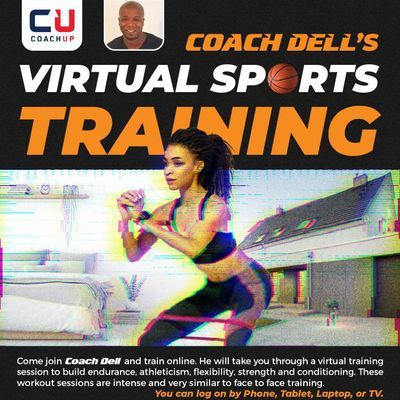 Avatar for Coach Dell's Virtual Training!