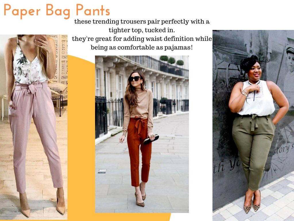 Wardrobe Styling - Current Trends