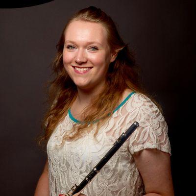 Avatar for Faith Wasson, flutist