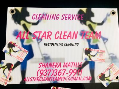 Avatar for all star clean team