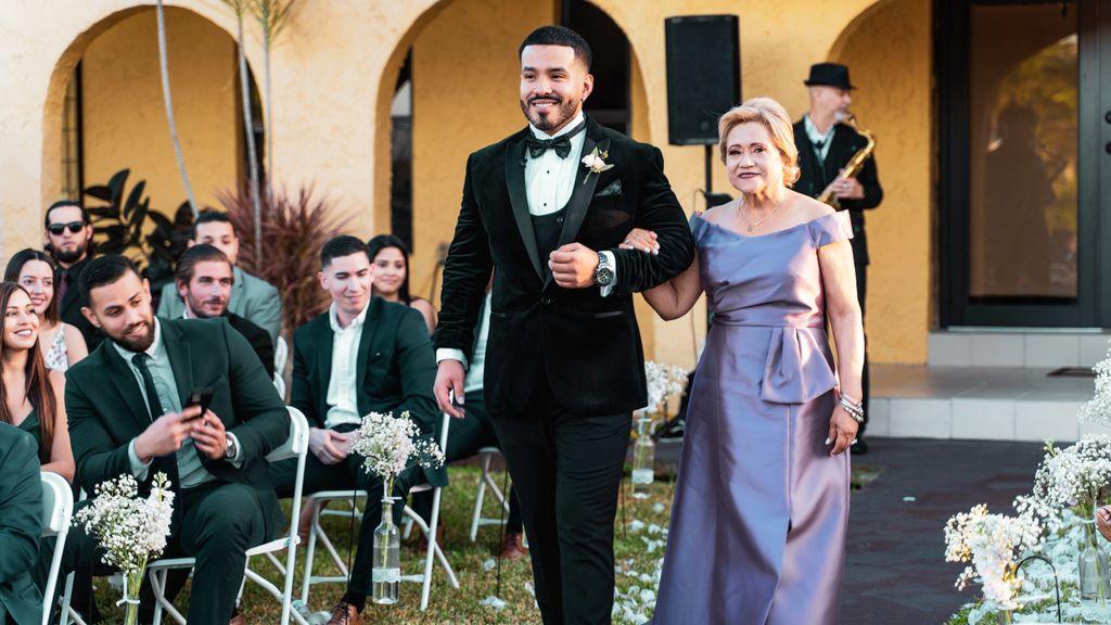 Sabrina & Byron's Wedding
