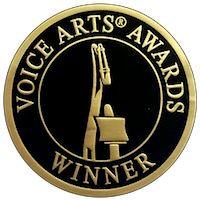 Winner of multiple Voice Arts Awards!