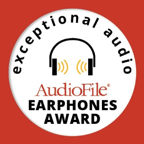 Winner of the coveted Earphones Award from AudioFile Magazine