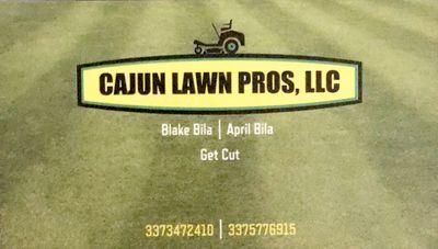 Avatar for Cajun Lawn Pros, LLC Abbeville, LA Thumbtack