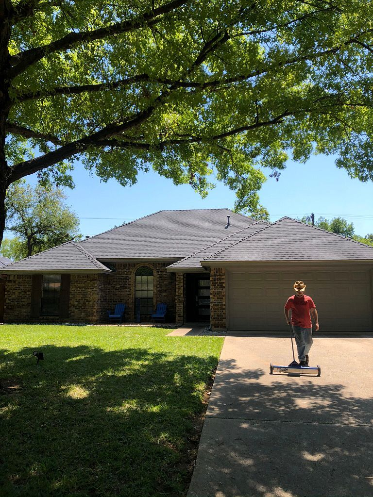 Full-roof Shingle Replacement