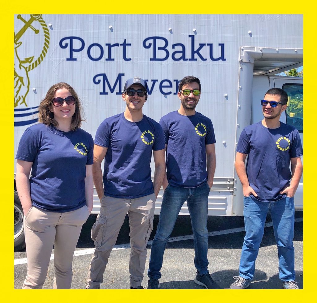 PORT BAKU MOVERS