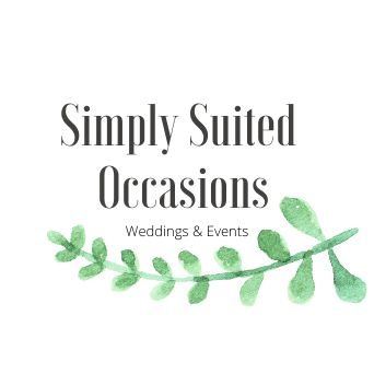Simply Suited Occasions