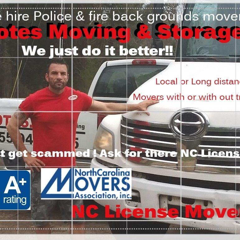 TOTES ON-DEMAND LLC  Moving & Storage