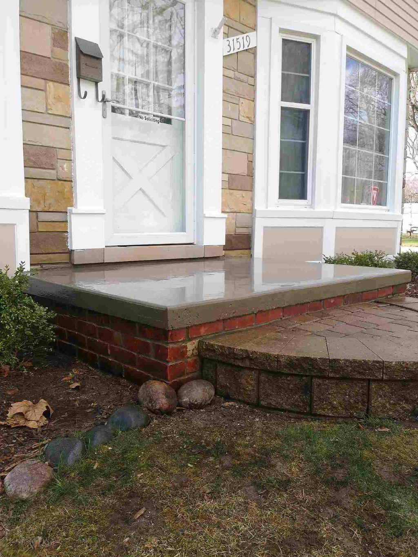 porch restore