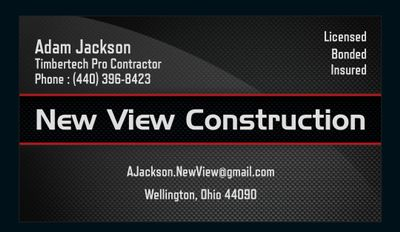 Avatar for New View Construction Wellington, OH Thumbtack