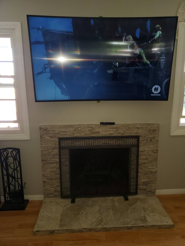TV Mounting - Anaheim 2020