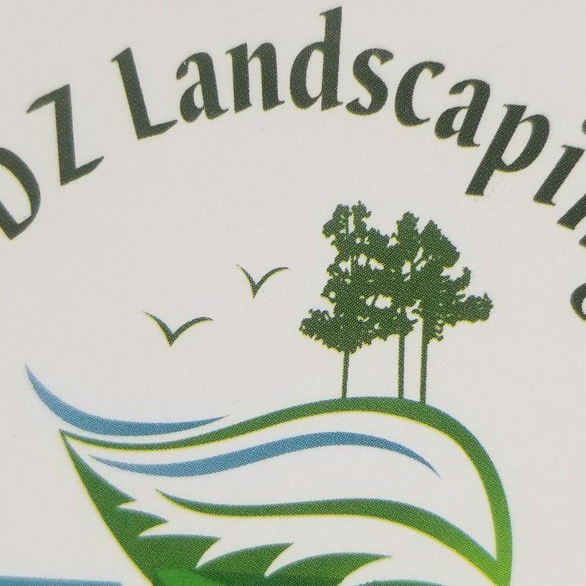 MDZ landscaping