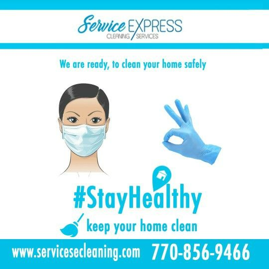 Service Express cleaning and painting services
