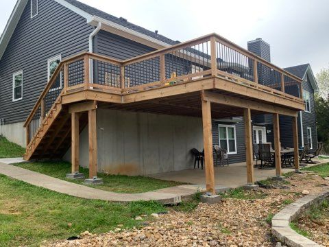 Deck and Siding Project