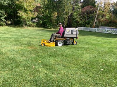 Avatar for Dymond's Lawn and Landscape Greenwich, NY Thumbtack