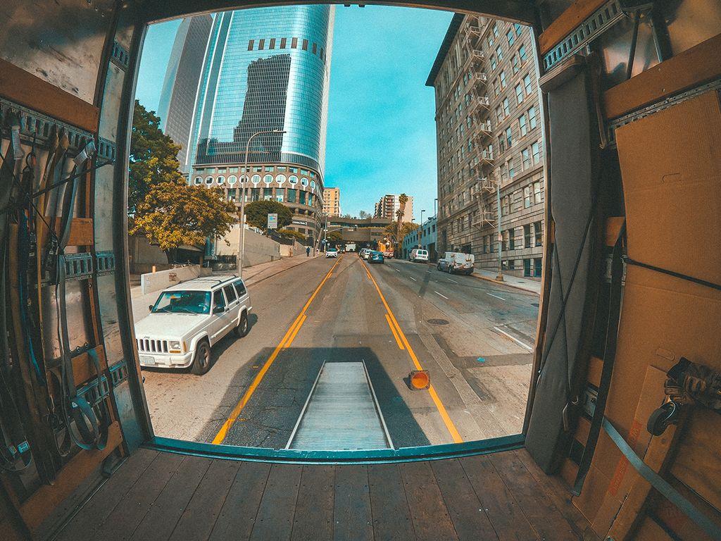 Los Angeles to San Francisco