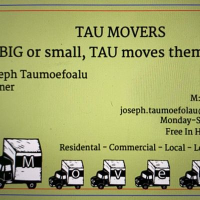 Avatar for TAU MOVERS Salt Lake City, UT Thumbtack