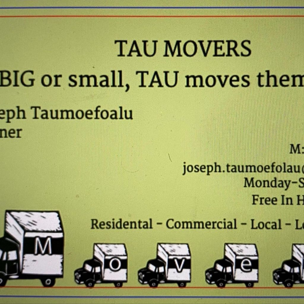 TAU MOVERS