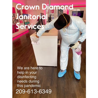 Avatar for Crown Diamond Janitorial Services              ...
