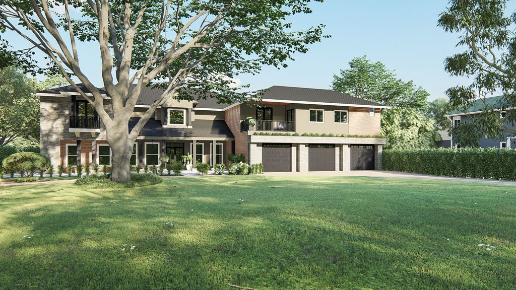 3D Home Renders for Construction