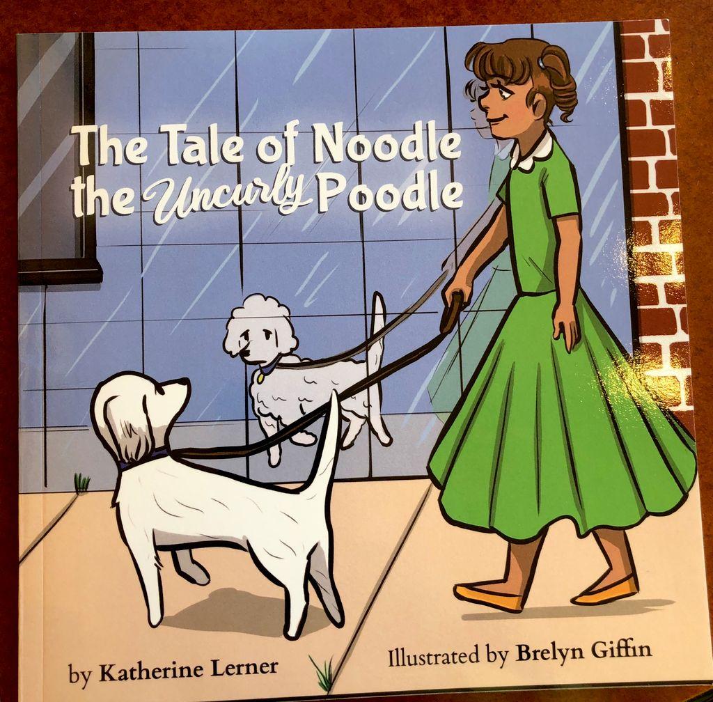 Noodle the Uncurly Poodle