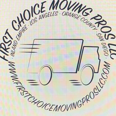 Avatar for First Choice Moving Pros. LLC Murrieta, CA Thumbtack