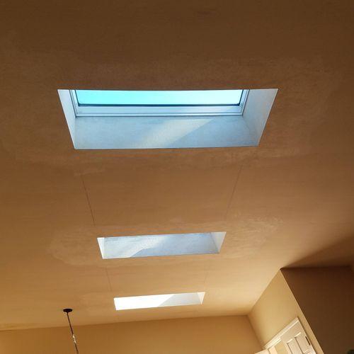 new skylights