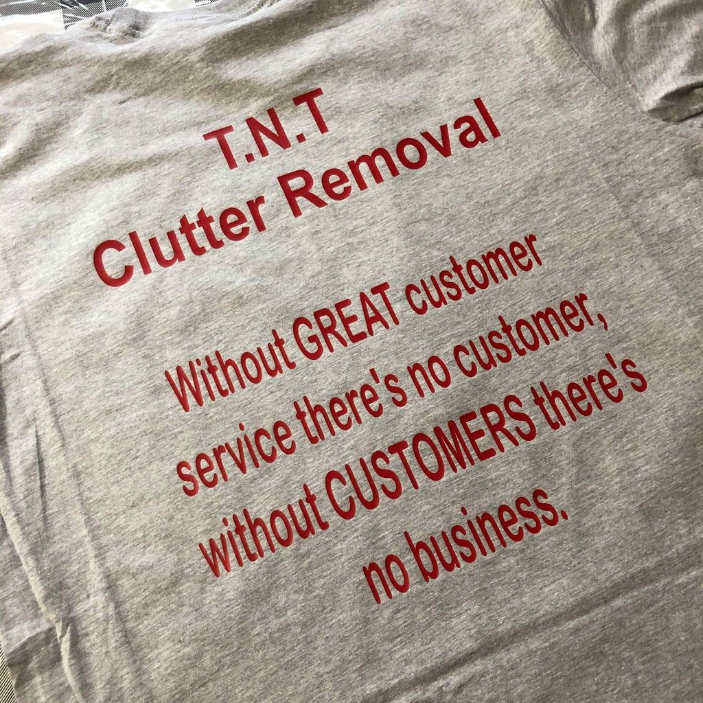 T.N.T Clutter Removal
