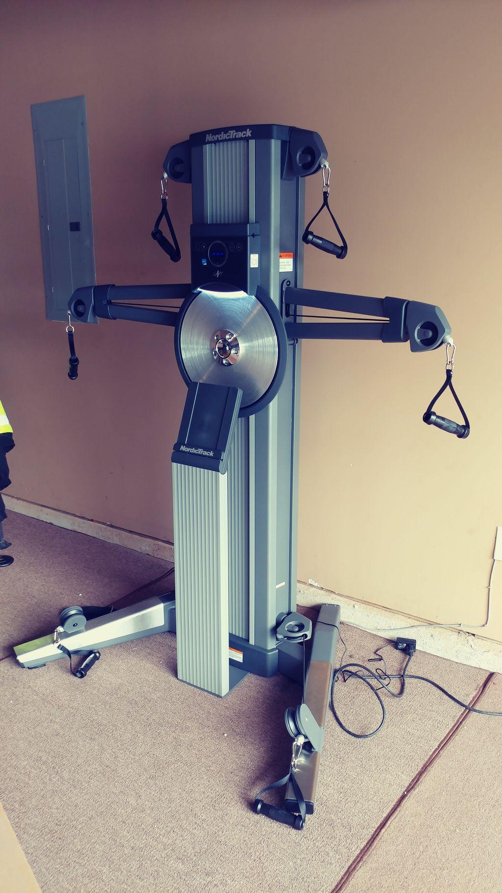 Fitness Assembly