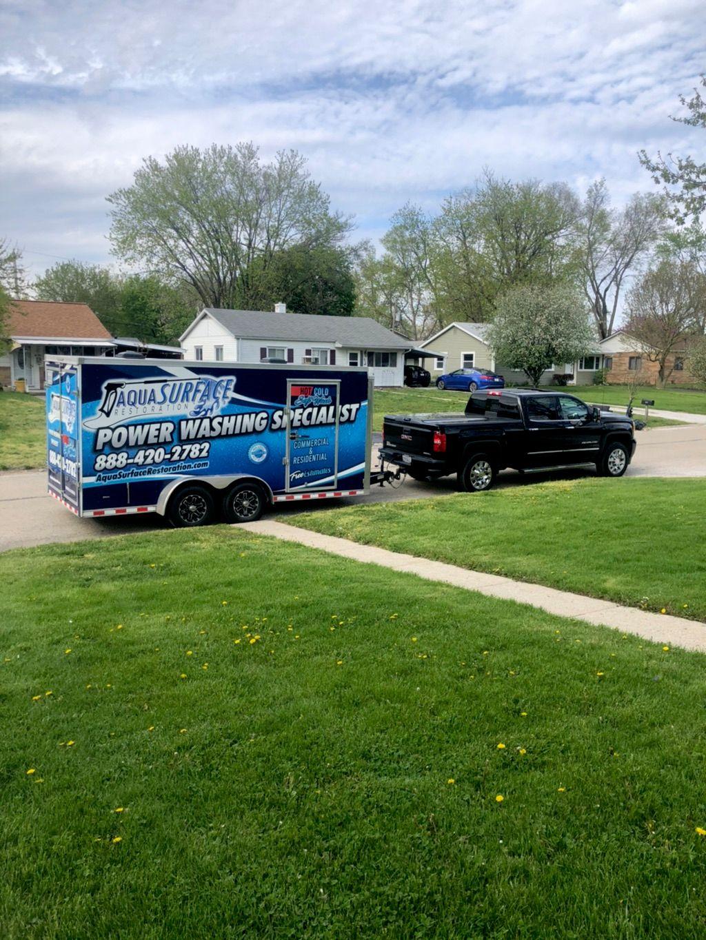 Aqua Surface Restoration, Inc.