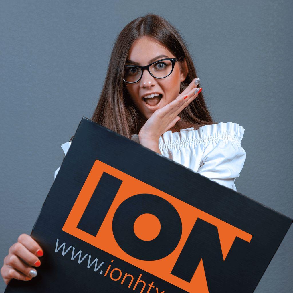 ION HTX | Web Design | Video | Graphics