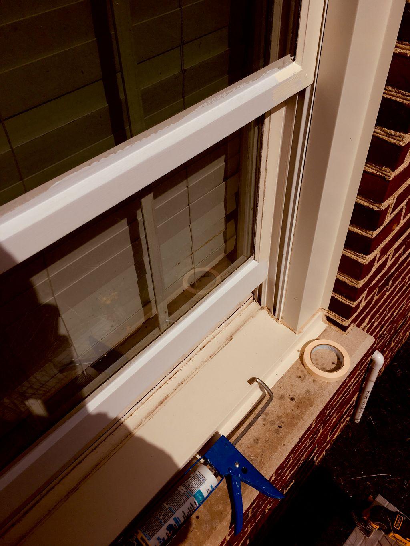 Repairing 42 windows with epoxy   Lexington 2020