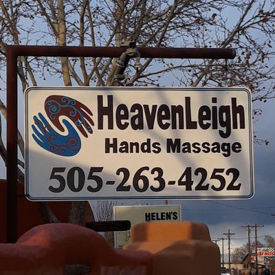 Avatar for HeavenLeigh Hands Massage Albuquerque, NM Thumbtack
