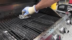 Grill Cleaning