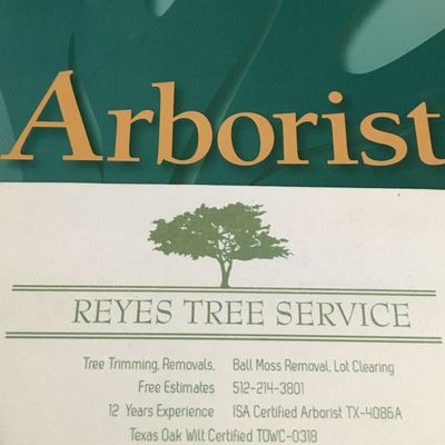 Avatar for Reyes Tree Service