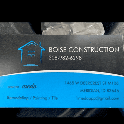 Avatar for Boise Construction