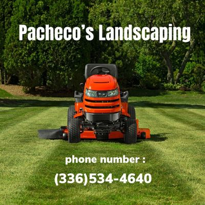 Avatar for Pacheco's Landscaping