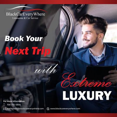 Avatar for Black Everywhere          Limousine & car service Mount Prospect, IL Thumbtack