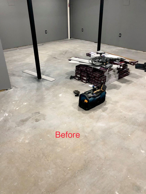 Floor Installation or Replacement - Cumberland 2020