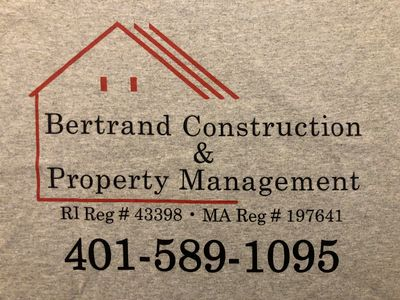 Avatar for Bertrand Construction & Property Mgmt Smithfield, RI Thumbtack